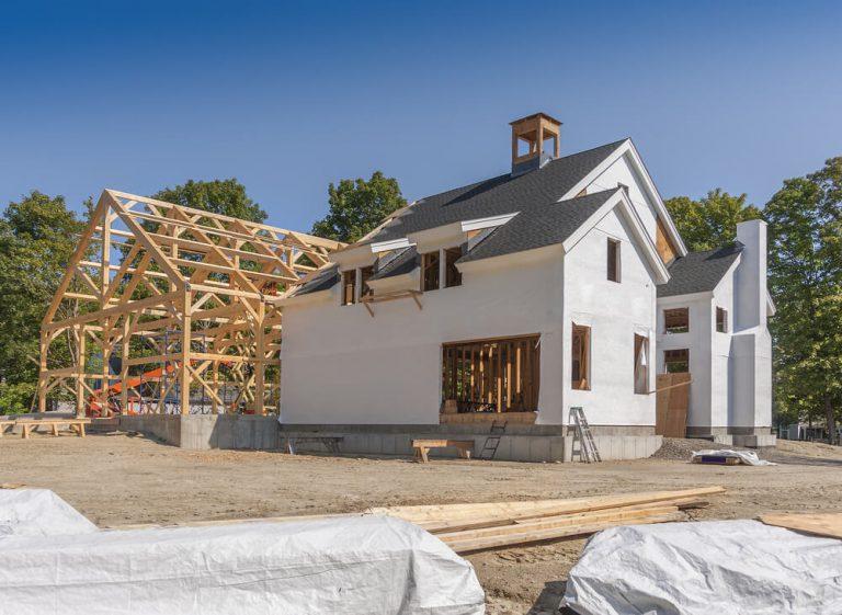La baisse des ventes de maisons neuves